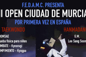 ESPECTACULO DE KUKKIWON, Por primera vez en España