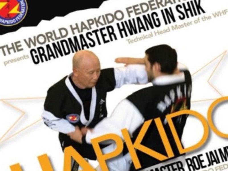 Grandmaster Hwang in Shik