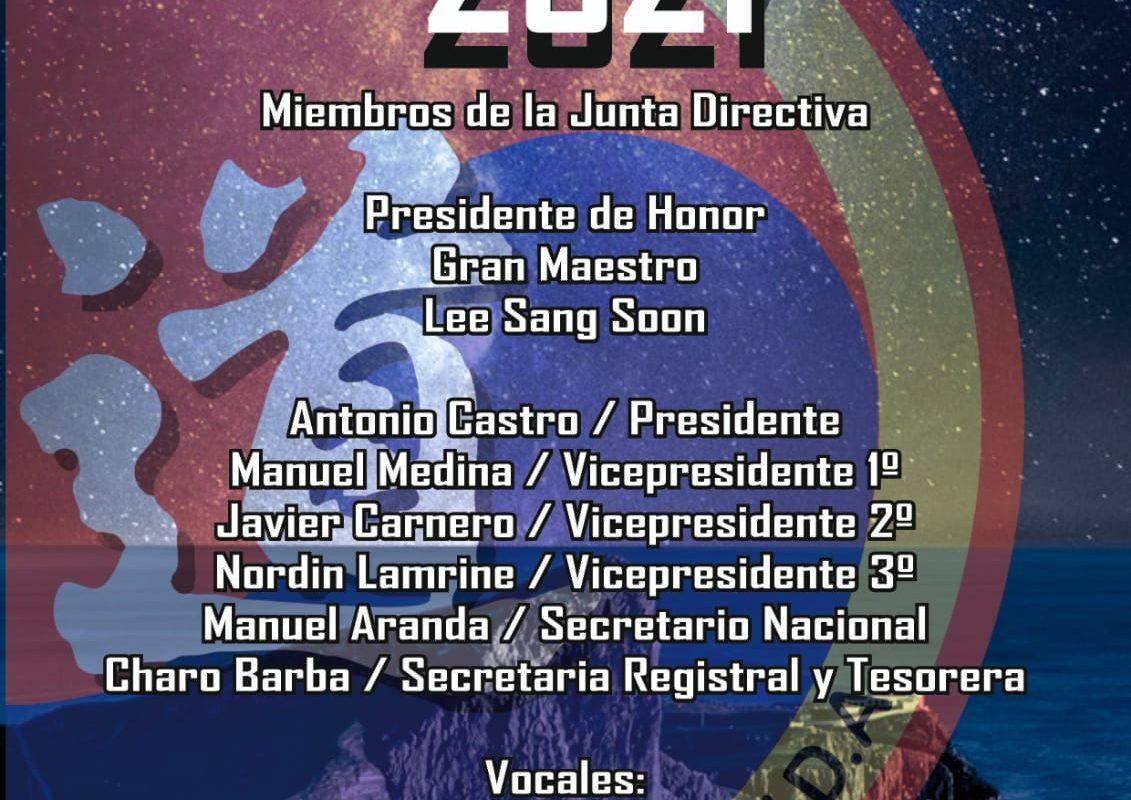 Junta Directiva 2021